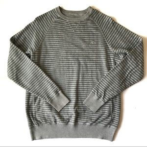 Vans Striped Pull Over Sweater